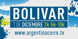 argentina corre en Bolivar