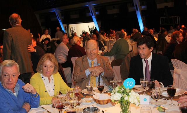 Juan Carlos y Miriam Bagó, Bartolomé Mitre y Gustavo Posse
