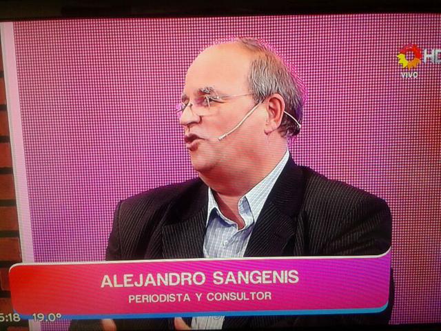 Alejandro Sangenis