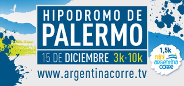 ARGENTINA CORRE EN PALERMO