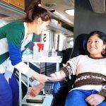 Tigre suma donantes voluntarios de sangre