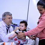 En San Fernando previenen infecciones respiratorias en niños