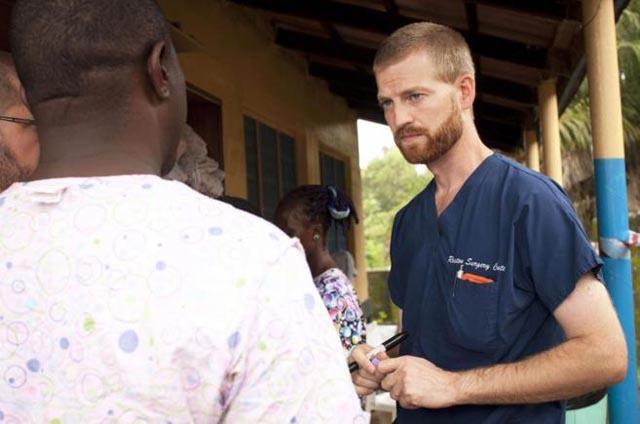 Kent Brantly, uno de los médicos en los que se probó el fármaco con resultados prometedores.