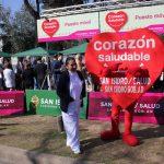 """Comienza la campaña """"Corazón Saludable"""" en San Isidro"""