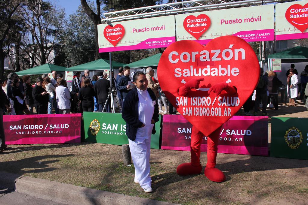 Campaña gratuita para prevenir enfermedades cardiovasculares