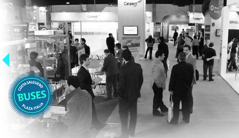 El evento para la Industria farmacéutica de mayor referencia en Sudamérica.